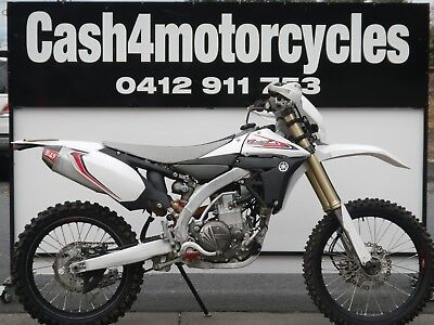 Yamaha Yz 450 F 2012 Model With Rec Rego  Great Value @ $4990