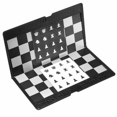 Foldable Magnetic Chess Pocket Board Family Travel MINI Portable High Quality