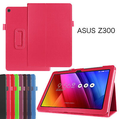 For Asus Zenpad 10 Z301 Z300 Leather Stand Flip Protective Case Cover