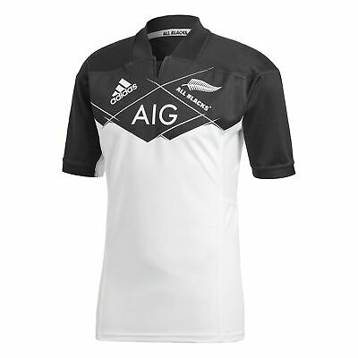 ADIDAS HERREN ALL Blacks Shirt Away Trikot Neuseeland New
