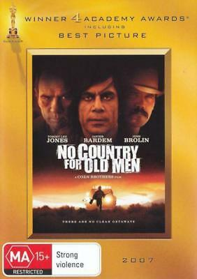 DVD - No Country For Old Men [2007] (Preowned)