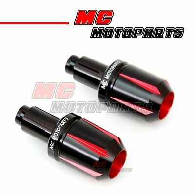 Motorcycle CNC Bar Ends Tforce Red For Honda CBR1000RR ABS 10 11 12 13 14 15