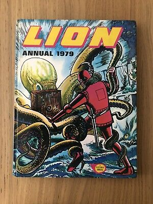Lion Annual Book 1979 - VERY GOOD CONDITION
