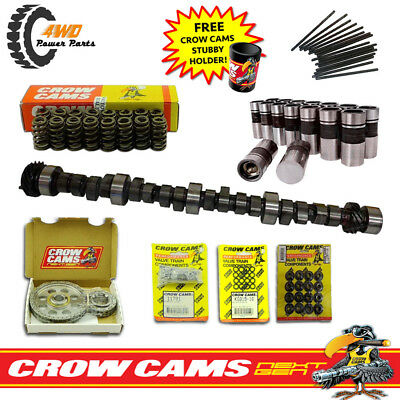 Crow Cams Valve Train Kit - Ford V8 302 351 Cleveland Hot Street 211367 Camshaft