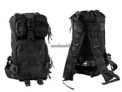 Outdoor Military Tactical 30L Backpack Camping Hiking Rucksacks 3P Large Fashion
