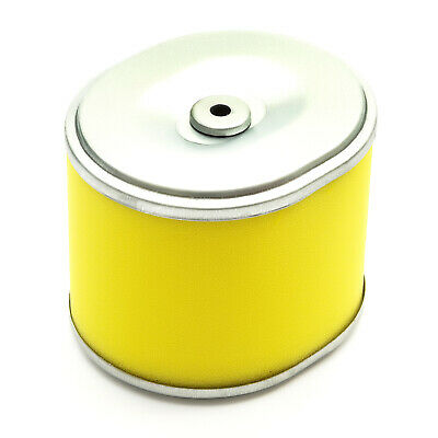 Non Genuine Yellow Air Filter + Spark Plug F7TC Fits Honda GX340 GoKarts