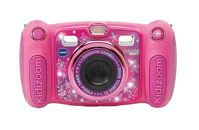 VTech Kidizoom Camera Duo 5.0 PINK (Take 5 megapixels photos + videos)