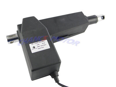 DC Linear Actuator 12/24V Electric Actuator Motor 400-1000mm Max 1700lb