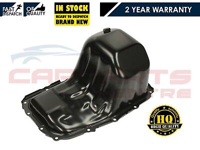 Oil Sump Pan For Toyota Yaris Vitz 1.0 Vvti 1999-2011 Scp10 New Oil Sump Pan