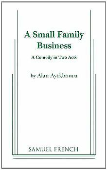 A Small Family Business by Ayckbourn, Alan | Book | condition good