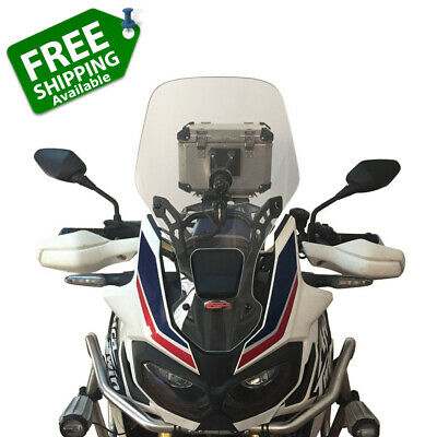 Honda  CRF1000L Africa Twin Windshield Windscreen Clear & Smoked color 2016 2018