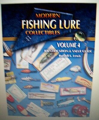 COLLECTIBLE FISHING LURES COLLECTORS VALUES BOOK PICS Rods & Reels
