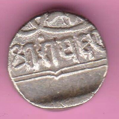 Kutch/bhuj State-One Kori-Shree Raydhanji-Rarest Beautiful Silver Coin-22