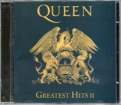 Queen CD Greatest Hits II Brand New Sealed Made In Brazil