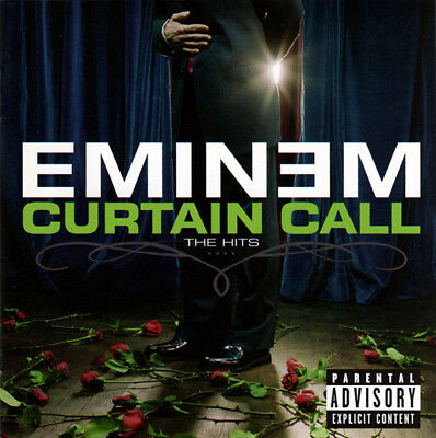 Eminem ‎– Curtain Call: The Hits / Interscope Records CD 2005