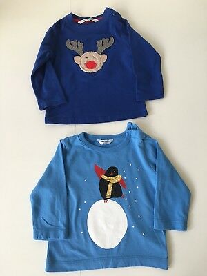 Boys 6-12 Months Baby Boden Red Tops Baby & Toddler Clothing