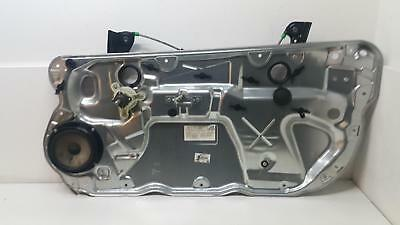 VW Polo 9N3 2002 - 2009 Right Drivers Front Manual Window Regulator 3DR