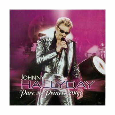 Neuf - CD Johnny Hallyday au Parc des Princes 2003 - - Johnny Hallyday