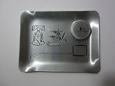 - vintage 1976 - Bell Telephone Company Advertising DISH / ASHTRAY Bicentenial