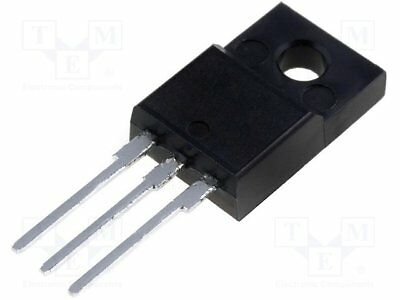 Triac; 800V; 4A; 70mA; Verpackung: Tube; THT; TO220FP [3 st]