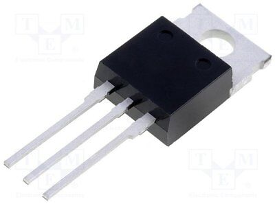 Triac; 600V; 10A; 50mA; Verpackung: Tube; THT; TO220AB [1 st]