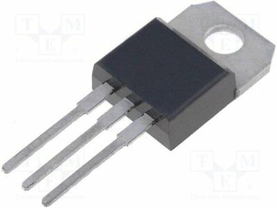 Triac; 600V; 6A; 50mA; Verpackung: Tube; THT; TO220AB [1 st]