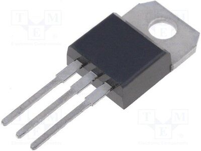Triac; 600V; 10A; 25mA; Verpackung: Tube; THT; TO220ABIns [1 st]