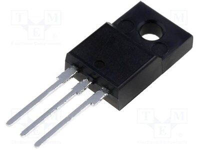 Triac; 600V; 16A; 50mA; Verpackung: Tube; THT; TO220FP [1 st]
