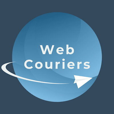WebCouriers.co.uk Domain name for Courier Delivery Driver Parcels  Free Logos