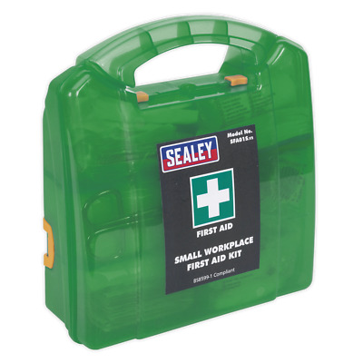 1-25 Person Hse First Aid Kit - Workplace Home Taxi Caravan Boat *hard Case*