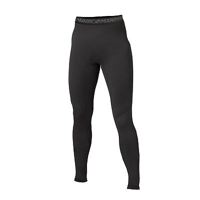 Pantalon Hydrofuge À Manches Longues Magic Marine Bipoly 2020 - Noir