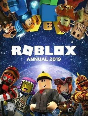 Roblox Annual 2019 by Egmont Publishing UK 9781405291156