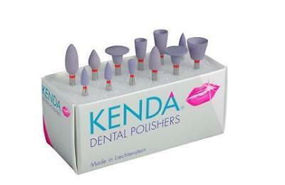 Kenda Nobilis Diamond Polishers For Composite And Ceramic, Ra