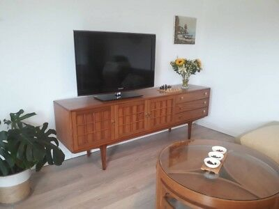 Beautiful Teak Mid-century Sideboard By A.Younger