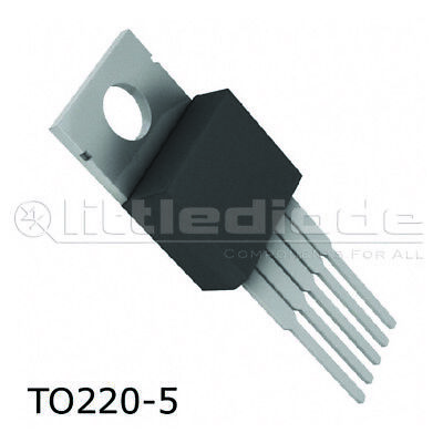 STMicroelectronics ACST67S Integrated Circuit CASE TO252AA MAKE