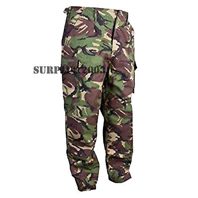 Soldier 95 Trousers S95 DPM British Army Combat Trousers Woodland Camouflage