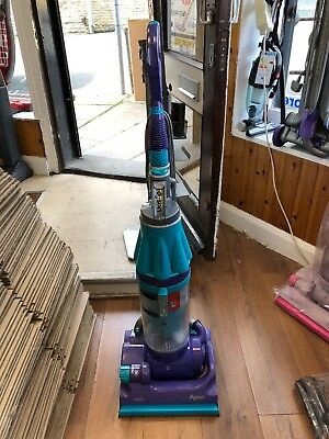 Dyson Dc07 Blue/purple - Upright Vacuum Cleaner * Great For People With Pets *