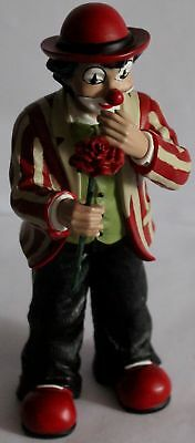 Gilde Clown, ' Rosenkavalier ' ca 18 cm hoch, Partyedition 2004