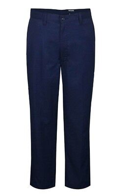 "National Safety Apparel TCG501646X36 Tecgen Select Mens Work Pant, 46x36"", Navy"