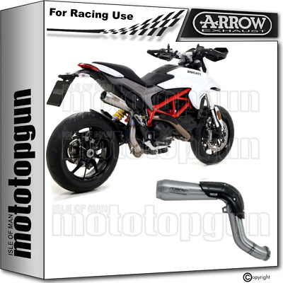 Arrow Kit Scarico Race Pro-Race Titanio Ducati Hypermotard 939 2016 16 2017 17