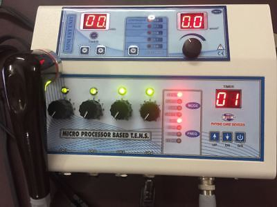 Micro Processor based Combo Of Electrotherapy & Ultrasound Therapy Machine