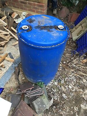 200 Litre Drum Third full Filled With Used Vegetable Oil ideal bio diesel