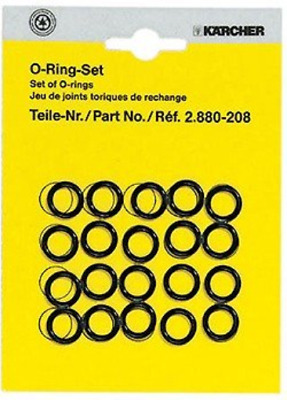 Pressure Washer Hose / Nozzle Replacement O-Rings 20 Pack 2.880-208.0