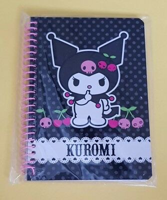 Sanrio Kuromi Note Book, Rare! New
