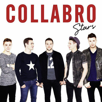 Collabro Stars CD Album New & Sealed