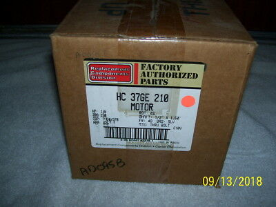 Hc37Ge210A  Carrier Oem Upgraded Replacement Condenser Fan Motor 1/5 Hp 230 Volt
