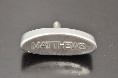 Matthews Stand Replacement Screw Knob Standard Fit