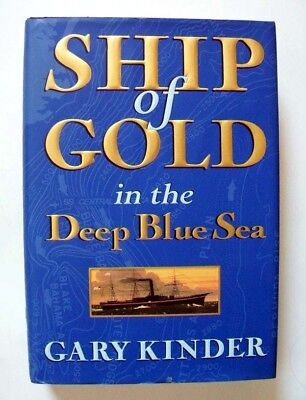 Ship of Gold, Salvaging SS Central America Disaster & The CA Gold Lost In 1857