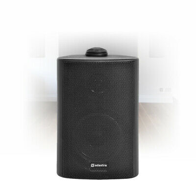 """Adastra 3"""" Inch 100V Line Speaker Wall Mount Weather Resistant Background PA 60W"""
