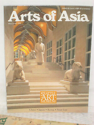 Arts of Asia Magazine Back Issue May June 1992